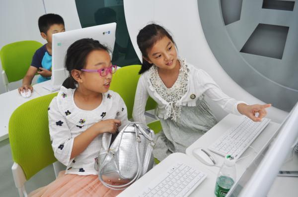 少儿编程,培养创造力和想像力兼备的人才