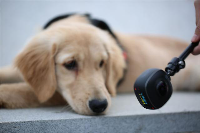 运动相机全新高逼格玩法,轻松记录全景动态画面