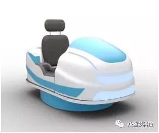 够炫酷!VR体验交通安全