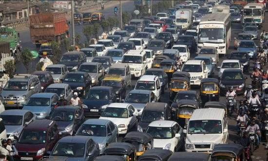 """法媒:印度""""疯狂""""押宝电动汽车 基础设施和技术不足或成障碍"""