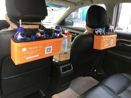 朱啸虎入局新零售,网约车上摆货架,司机能同意吗?