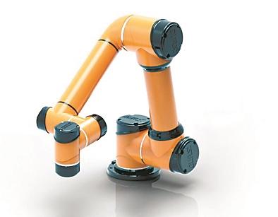 未来使用机器人像手机一样方便