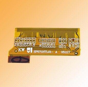 激光打标机在柔性电路板行业的应用