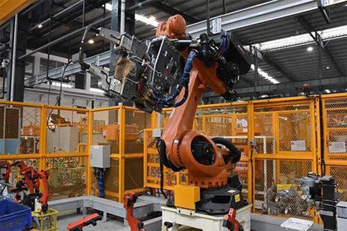 长沙雨花经开区酝酿机器人产业发展新三年行动计划