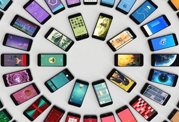 2017年Q4全球前五手机品牌,除小米高速增长外均出现下滑