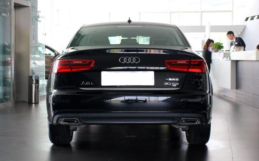 合资车企旗舰之争,奥迪A6L靠什么成为C级车销冠?