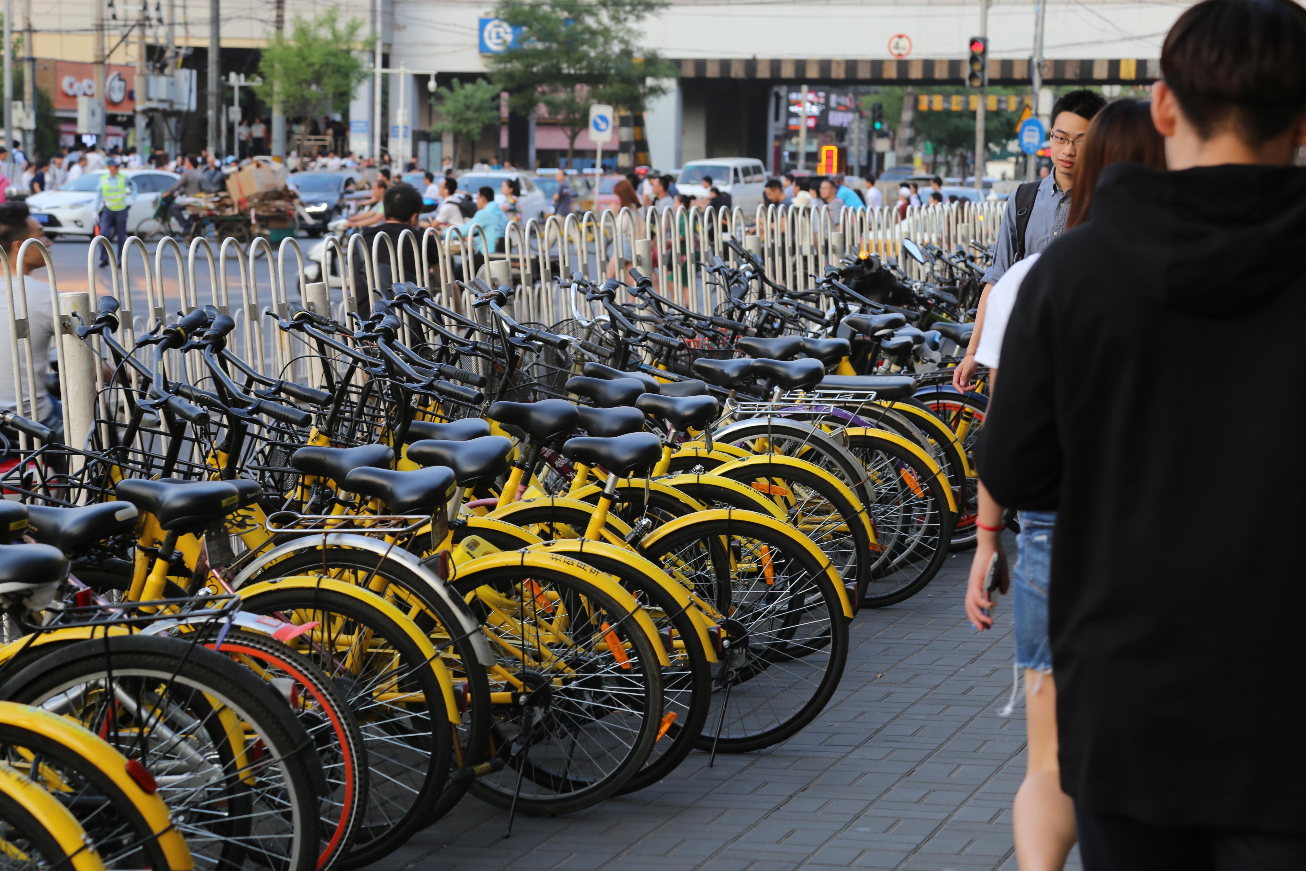两大共享单车企业希望停止价格战,但难如它们所愿