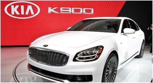 现代汽车近期大事回顾 THE K9亮相纽约车展