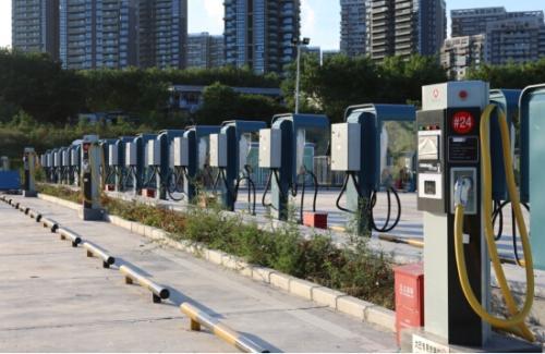 4月全国电动汽车充电基础设施推广情况