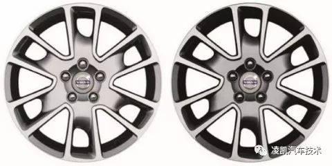 图解汽车底盘技术9-轮辋、车胎结构&车胎气压调整、磨损检查