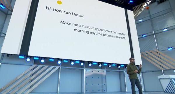 谷歌微软,展示了怎样的人工智能未来!