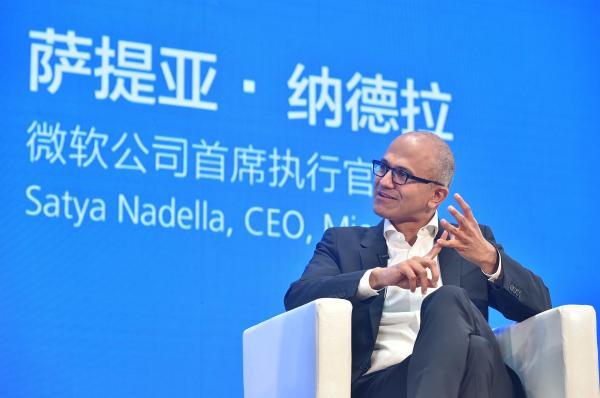 这个印度人带领微软重回巅峰,市值有望破万亿美元?钓鱼岛捕鱼-玩意儿