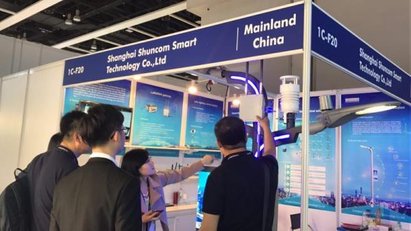 加快海外市场开拓,顺舟智能参展2019香港国际春季灯饰展