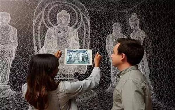 传播心理学案例_AR博物馆,AR增强现实博物馆的建设案例