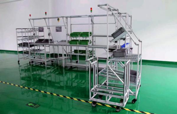 精极科技LCIA低成本自动化 助力医疗器械紧急生产