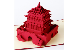 激光镂空机应用:在纸制品上雕刻图文