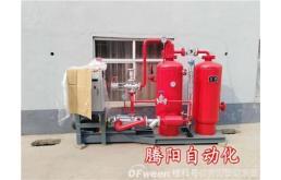 全自动自吸密闭式蒸汽冷凝水回收机实现节水策略