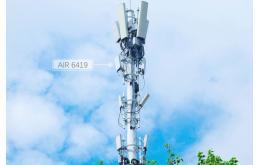 爱立信新一代TDD Massive MIMO产品AIR 6419成功开通现网商用