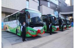 """氢能公交车中""""氢腾""""燃料电池系统中氢气泄漏检测"""