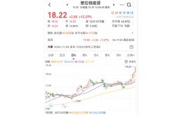 新闻:中国碳中和计划催涨美股燃料电池板块等
