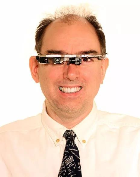 AI芯天下丨世界可穿戴界的传奇领袖——史蒂夫?曼恩