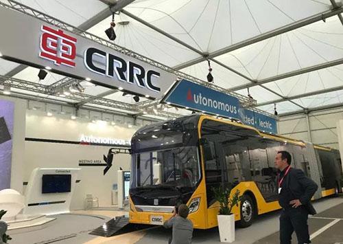 宇通、比亚迪、中车、金龙领携 中国新能源客车集体发力欧洲市场