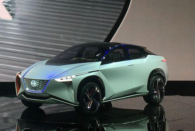 開幕,世界主要汽車生產廠商用最新產品和技術描繪下一代汽車發展高清圖片