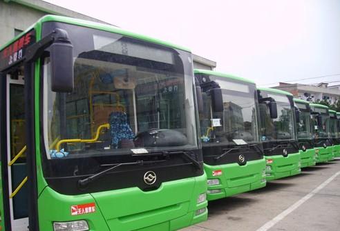 宇通客车:10月销量继续增长,燃料电池客车打开新空间