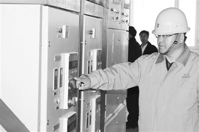内蒙古风电供暖 稳定运行