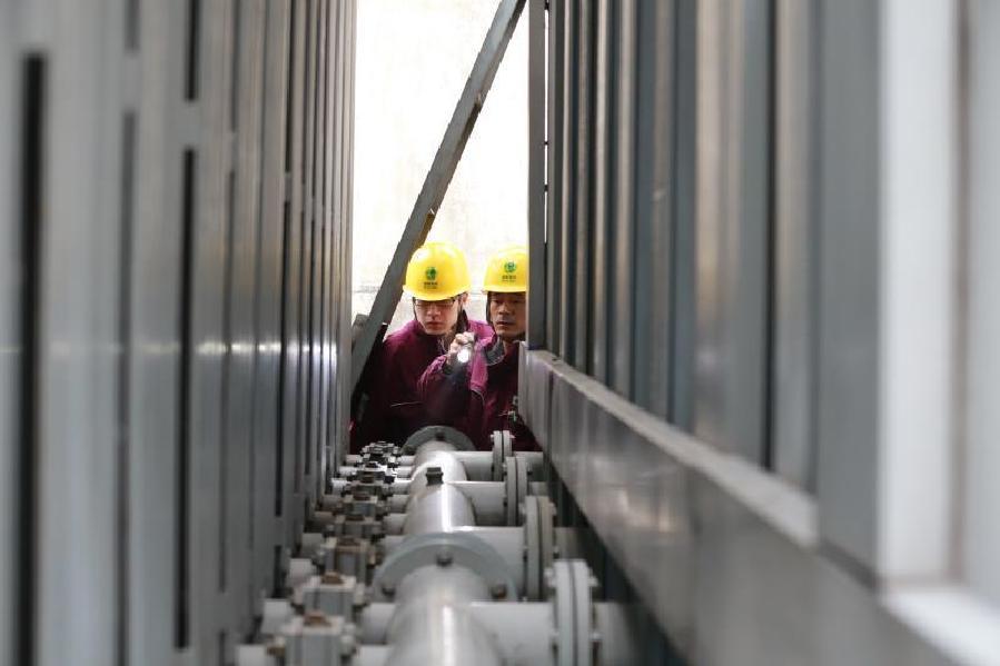 寒潮来袭 上海电网负荷创冬季历史新高