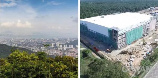 欧司朗将在马来西亚建造世界最大的LED芯片工厂