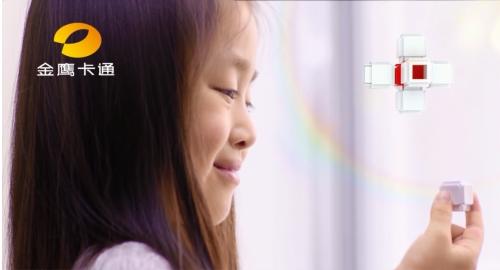 金鹰卡通惊现教育机器人 能力风暴全面发力C端市场