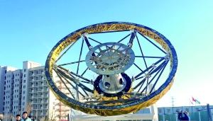 """""""静止轨道毫米波大气探测仪样机""""通过验收 可实时立体监测"""