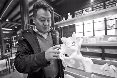 医学3D打印助力数字化精准医疗 减少患者痛苦