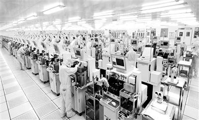 日月光收购矽品股权 全球封测业迈入巨头整合阶段