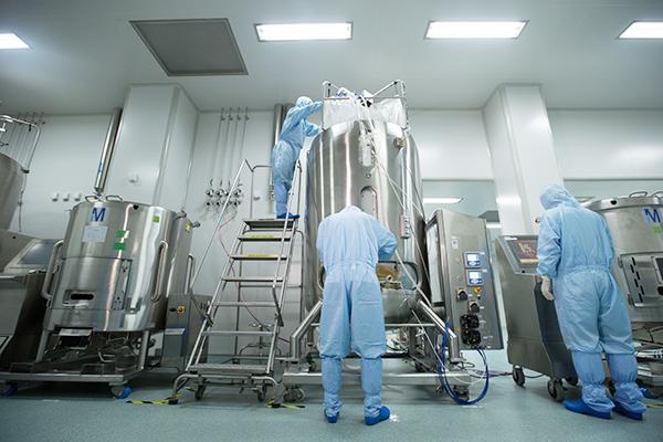 复宏汉霖:走进国产抗癌生物药创新基地