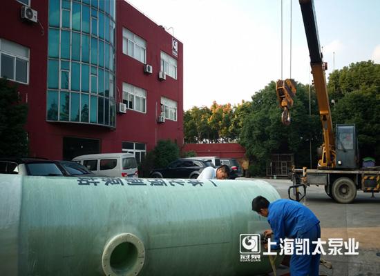 上海凯太一体化预制泵站 创新推动泵业科学发展