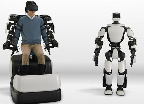 丰田推出新款T-HR3仿人机器人可用于太空辅助作业