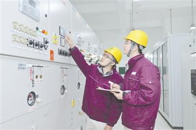内外合作 保障电网安全