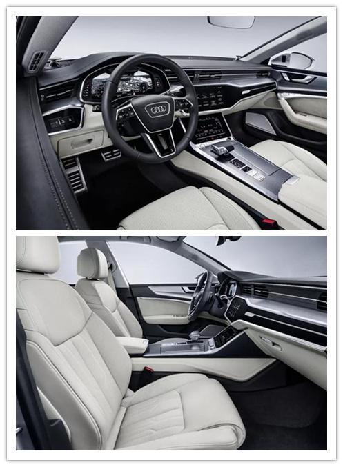 奥迪全新一代A7正式发布,就是帅气!