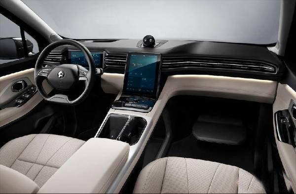 首款量产SUV蔚来ES8将于12月16日上市