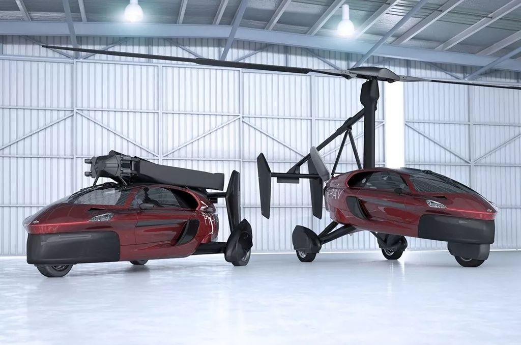 这款量产飞行汽车开放预订,明年交付,速来围观