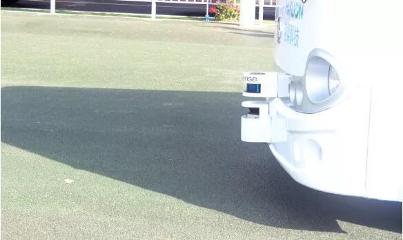 解密深圳自动驾驶公交车如何看路?速腾聚创激光雷达引路护航
