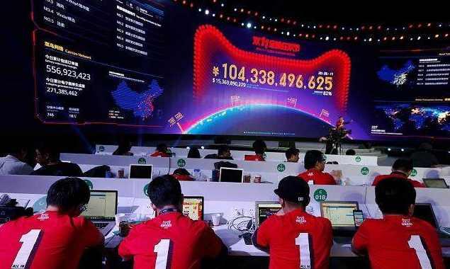 天猫双11已经开始压力测试,你猜今年要成交几千个亿啊?