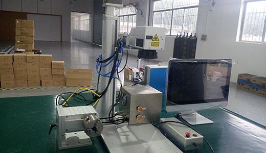 紫外激光打标机如何应用于电子产品及包装行业