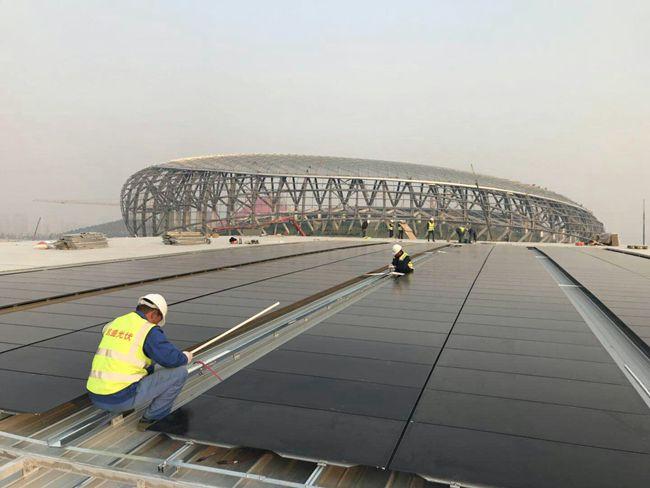 新一代太阳能组件即将在安徽量产