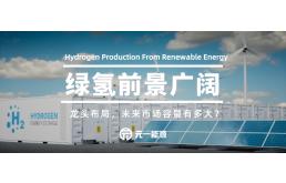 光伏龙头进军氢能产业  全球市场热捧绿氢!
