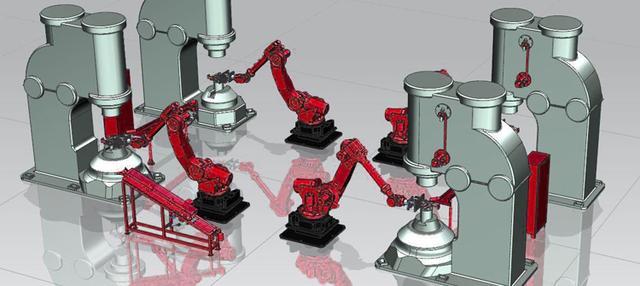 为什么工业机器人越来越火,带你一探它的别样发展之路