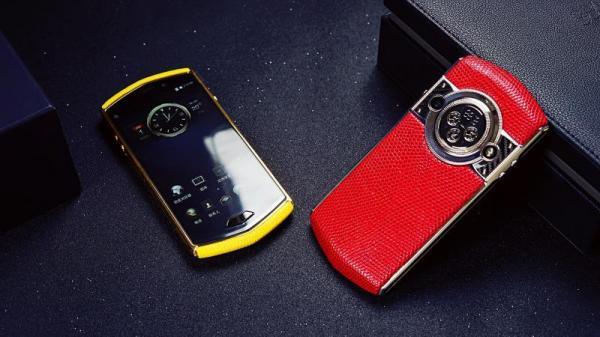 8848手机,带你领略什么叫壕气冲天