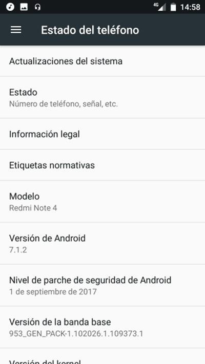 红米Note 4/4X高通版可以使用原生啦!